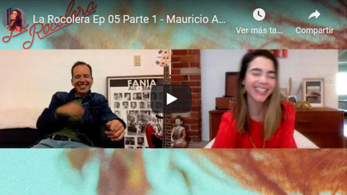 La Rocolera Ep 05 - Mauricio Arcas
