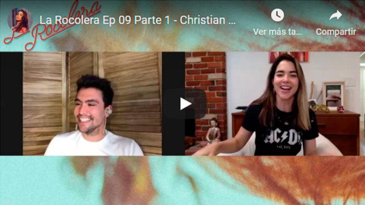 La Rocolera Ep 09 - Christian McGaffney