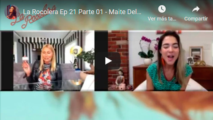 La Rocolera Ep 21 - Maite Delgado