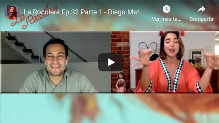 La Rocolera Ep 32 - Diego Matheuz