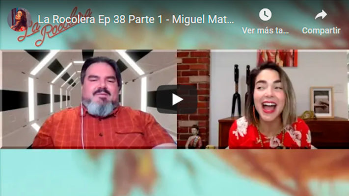 La Rocolera Ep 38 - Miguel Maturén