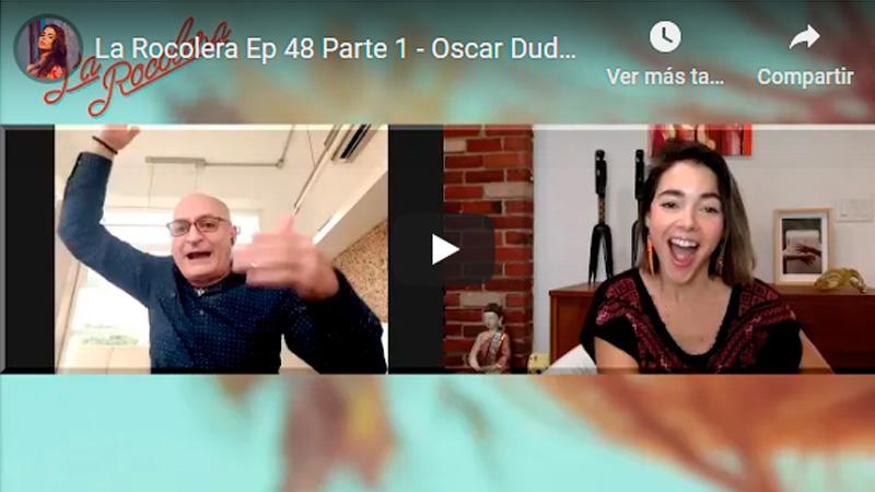 La Rocolera Ep 48 - Oscar Dudamel