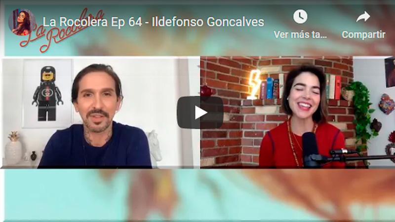 La Rocolera Ep64 - Ildefonso Goncalves