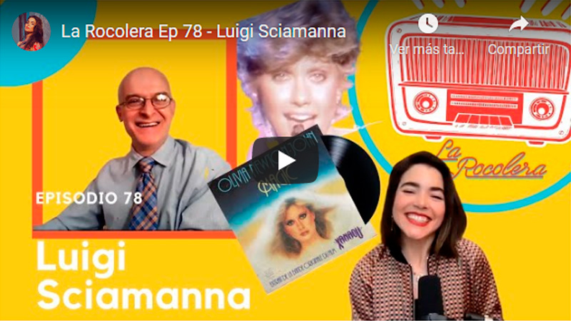La Rocolera Ep 78 - Luigi Sciamanna