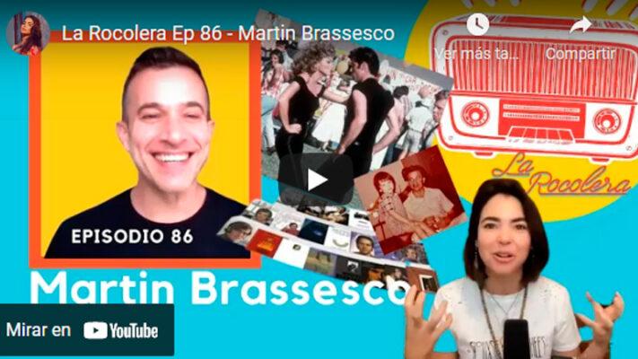 La Rocolera Ep 86 Martin Brassesco